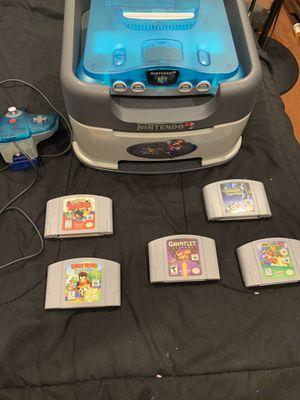 Nintendo 64 Pak for Sale in Torrance, CA