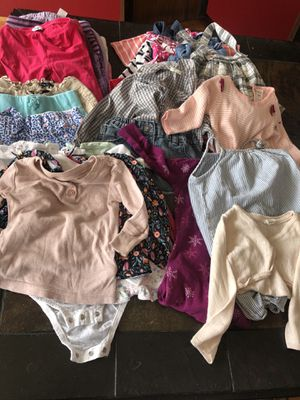 Baby girl bundle lot size 6 to 12 Months for Sale in San Diego, CA