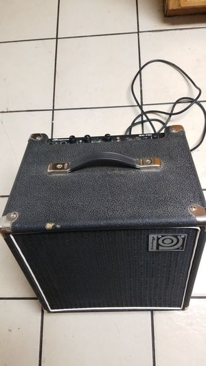 AMPEG BASS AMP for Sale in Phoenix, AZ