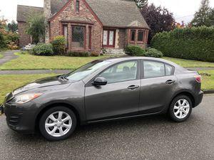 2010 Mazda 3 automatic for Sale in Tacoma, WA