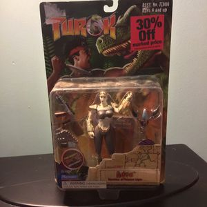 Turok : Adon action figure for Sale in Clinton, MD