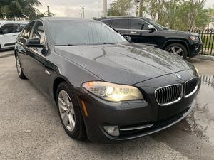 2013 BMW 528i fully loaded navigation CLEAN TITLE ********************$10997a/f for Sale in Hollywood, FL