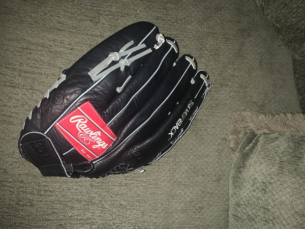 Rawlings Silverback Softball Glove