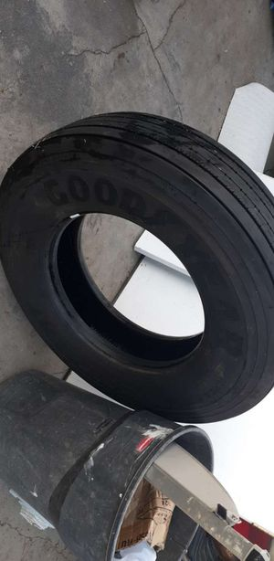 Boxtruck Tires 22.5 for Sale in Riverside, CA
