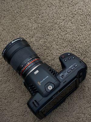 Blackmagic pocket cinema camera 6k $1800 for Sale in Cleveland, OH