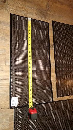 "Decorative aluminum / black 12 X 24"" for Sale in Klamath Falls, OR"