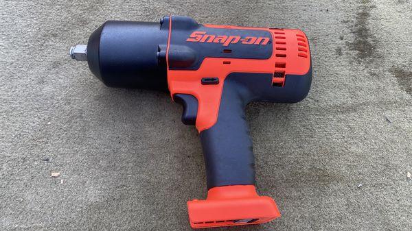 Snop On Drill Impact
