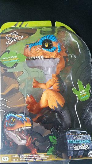 Untamed T-Rex Dinosaur Fingerling for Sale for sale  Franklin Township, NJ