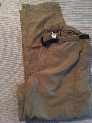 PATAGONIA hiking pants - men's size medium for Sale in Clayton, NC