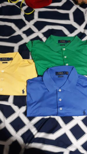 Polos new large 50 each..Oh all for 130 for Sale in Fort Worth, TX
