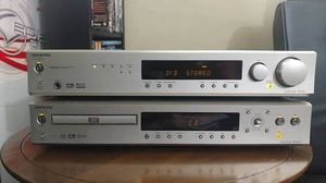 Onkyo tx l5 receiver and dv l5 dvd combo - was $1300 new! for Sale in Charlottesville, VA
