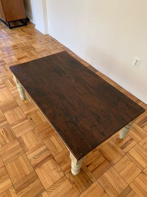 Vintage Wooden Coffee Table for Sale in Washington, DC