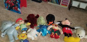 Stuffed animal lot for Sale in Virginia Beach, VA