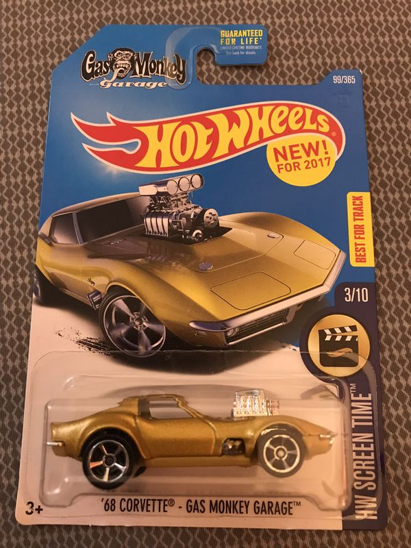 Hot Wheels Corvette lot