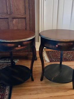 Two Bedside/ End Tables for Sale in Seattle,  WA