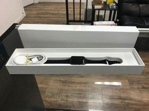 Apple Watch series 1 42mm space gray aluminum for Sale in Seattle, WA