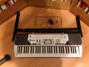 Casio CTK-496 for Sale in Kissimmee, FL