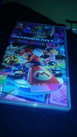 Mario kart 8 deluxe for Sale in Washington, DC