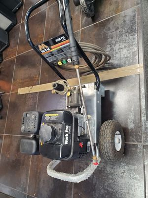 2500 psi pressure washer for Sale in Villa Park, IL