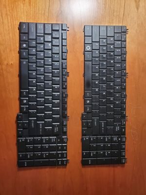 Toshiba laptop keyboards for Sale in Banks, OR