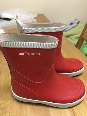 "Rain boots ""Ttretorn"" for Sale in Walnut Creek, CA"