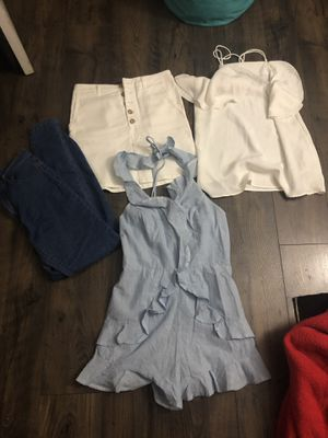 Clothing size small/medium for Sale in Las Vegas, NV