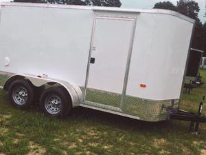 Beautiful O5 Cargo Craft Enclosed Trailer for Sale in Birmingham, AL