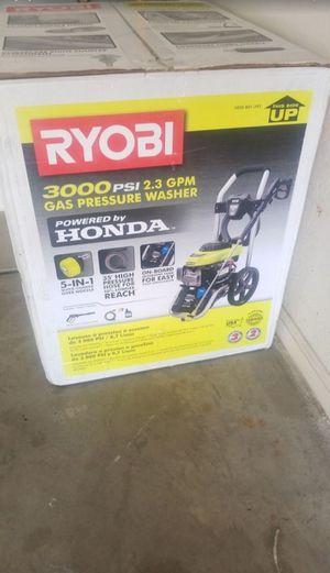 NEW RYOBI PRESSURE WASHER $200 for Sale in Goodyear, AZ
