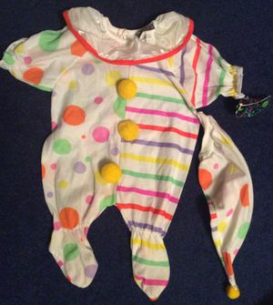 New 2 piece Halloween costume-size small-0-3 months for Sale in Portsmouth, VA