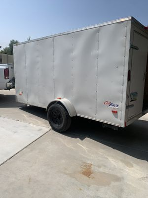Pace American 5x12 enclosed trailer for Sale in Glendale, AZ