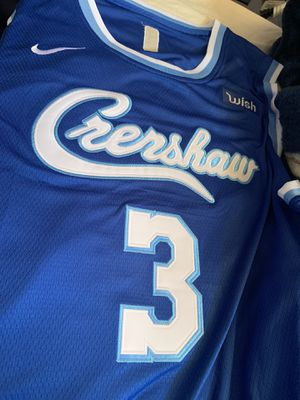 Crenshaw Jersey for Sale in La Mesa, CA
