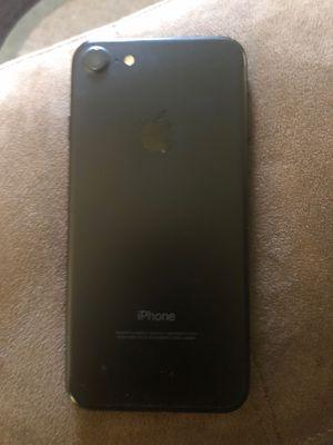 iPhone 7 Matt black for Sale in Oakland, CA
