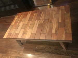 West elm coffee table for Sale in San Francisco, CA