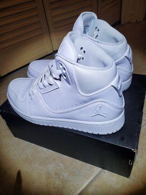 Men's Nike Air Jordan 1 Flight 2 White/White Size 11 for Sale in St. Petersburg, FL