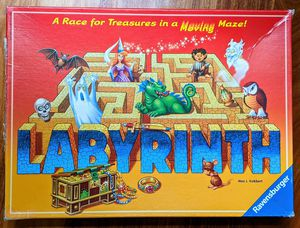 Game, moving maze, labyrinth, ravensburger, 2-4 players, ages 7-99 for Sale in Kirkland, WA
