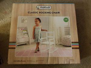 Kid Kraft rocking chair for Sale in Hayward, CA