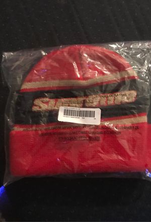 Supreme chenille beanie for Sale in Portland, OR
