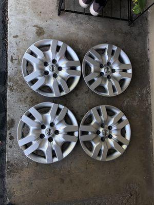 2012 Nissan Altima wheel caps for Sale in La Mesa, CA
