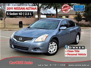 2011 Nissan Altima for Sale in Garland, TX