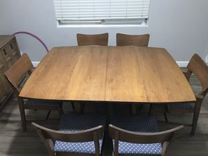 MCM Table MCM chairs for Sale in Gilbert, AZ