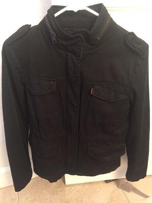 Women's Levi's Cotton Utility Jacket for Sale in Denver, CO