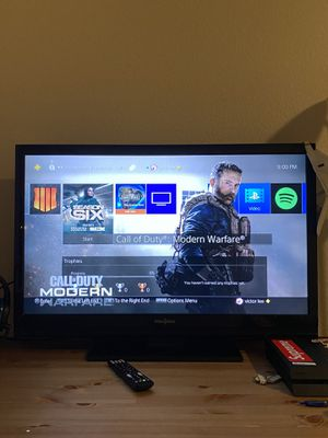 Gaming TV with Remote for Sale in Lakewood, CO