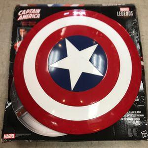 Marvel Avengers Legends Captain America Shield for Sale in Irvine, CA