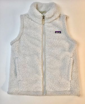 Patagonia Sherpa vest women's XS / can also fit child size 10 + *new for Sale in Everett, WA