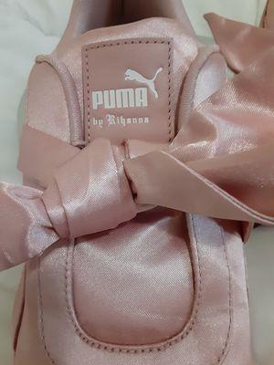 Puma x Fenty by Rihanna pink bow sneaker for Sale in Oakland, CA