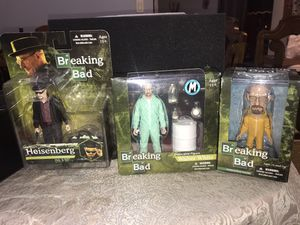 Breaking Bad Collectible Figures for Sale in Orlando, FL