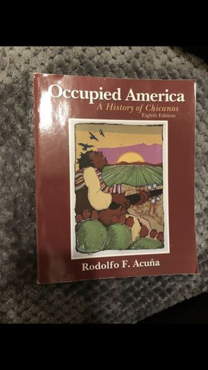 Occupied america chicano studies for Sale in San Diego, CA