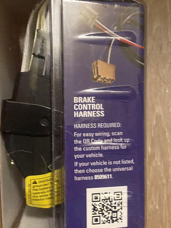 PRODIGY P2 PROPORTIONAL brake control