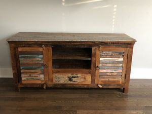 Entertainment center and night stand/end table for Sale in Nashville, TN
