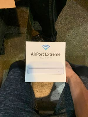 AirPort Extreme 802.11n wi-fi for Sale in Seattle, WA
